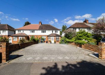 Thumbnail 4 bed semi-detached house for sale in Churchfields, Broxbourne