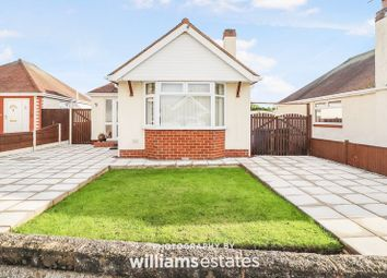 Thumbnail 2 bed detached bungalow for sale in Marion Road, Prestatyn