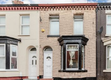 Thumbnail 2 bed terraced house for sale in Rossett Street, Liverpool, Merseyside