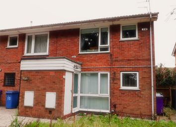 Thumbnail 1 bed flat to rent in Deysbrook Lane, West Derby, Liverpool