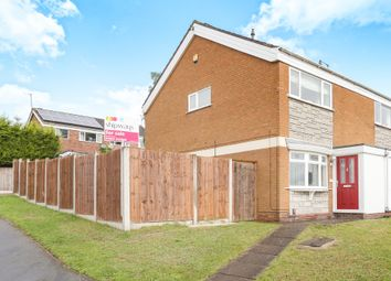 Thumbnail 3 bed semi-detached house for sale in Oulton Close, Kidderminster