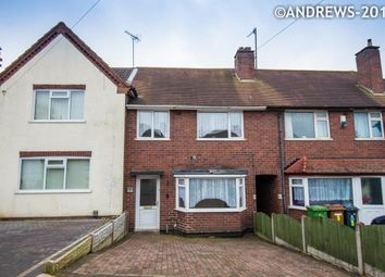 Thumbnail 3 bedroom terraced house to rent in Drummond Grove, Great Barr, Birmingham
