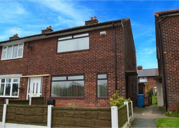 Thumbnail 2 bed semi-detached house for sale in Brookside Crescent, Walkden