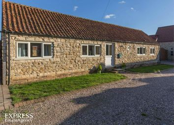 Thumbnail 2 bed cottage for sale in Evedon, Sleaford, Lincolnshire