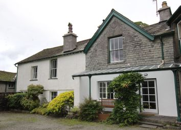 Thumbnail 3 bedroom semi-detached house to rent in West Beckside, Colthouse, Hawkshead, Cumbria