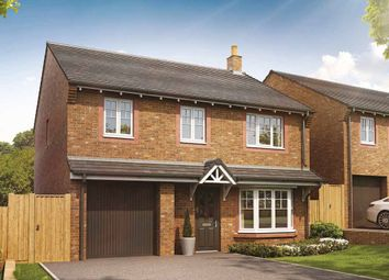 Thumbnail 4 bedroom detached house for sale in Plot 45, The Downham, Meadowbrook, Durranhill, Carlisle