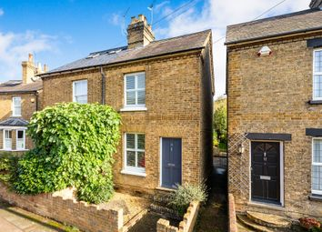 Thumbnail 3 bedroom semi-detached house for sale in Molewood Road, Hertford