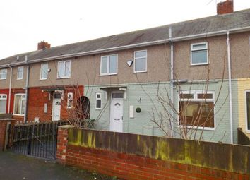 Thumbnail 3 bed terraced house for sale in Northumberland Road, Thornaby, Stockton-On-Tees, .