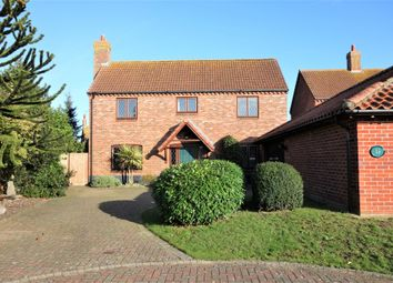 Thumbnail 4 bed detached house for sale in Welbourne Way, Barnby, Beccles, Suffolk