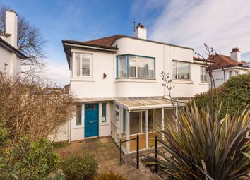 Thumbnail 3 bed semi-detached house for sale in 120 Morningside Drive, Edinburgh
