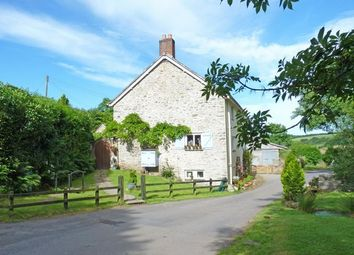 Thumbnail 4 bed cottage for sale in Old Ashway, Dulverton