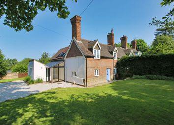 London Road, Danehill, Haywards Heath RH17. 3 bed semi-detached house for sale