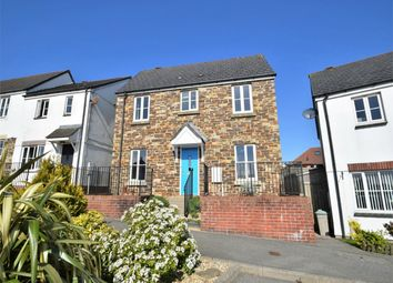 Thumbnail 3 bed detached house for sale in Poltair Meadow, Penryn