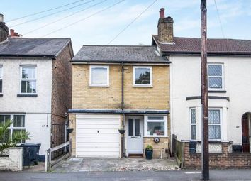Thumbnail 3 bed end terrace house for sale in Pawsons Road, Croydon