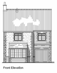 Thumbnail 4 bed detached house for sale in Chapel Street, Hambleton