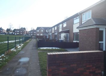 Thumbnail 3 bed terraced house for sale in Kirklees Walk, Whitefield, Manchester