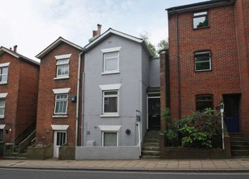 Thumbnail 2 bed terraced house to rent in Romsey Road, Winchester