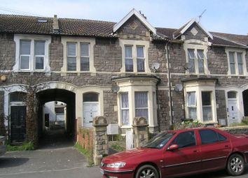 Thumbnail 4 bed terraced house for sale in Jubilee Road, Weston-Super-Mare