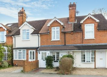 Thumbnail 2 bed terraced house for sale in Connaught Road, Brookwood, Woking