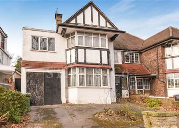 Thumbnail 4 bed semi-detached house for sale in The Avenue, Brondesbury Park, London