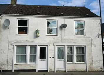 Thumbnail 2 bed terraced house to rent in Hyde Park, Padnal, Littleport, Ely