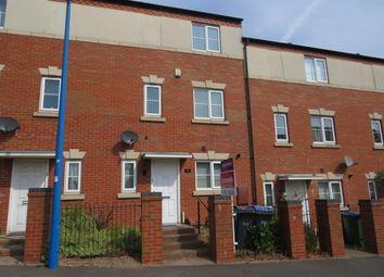 Thumbnail 4 bed terraced house for sale in Kinsey Road, Edgbaston, Birmingham