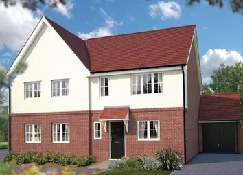 Thumbnail 3 bed end terrace house for sale in The Petworth, Saxons Plain, Off Fulbeck Avenue