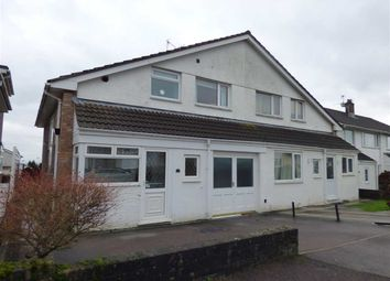 Thumbnail 3 bed semi-detached house for sale in Normandy Way, Chepstow