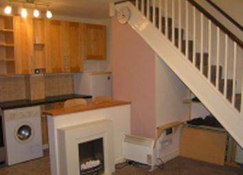 Thumbnail 1 bed end terrace house to rent in Tulip Close, Hampton