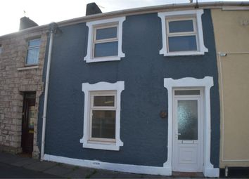 Thumbnail 3 bed terraced house for sale in Lower West End, Taibach, Port Talbot