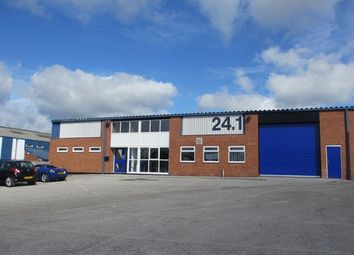 Thumbnail Light industrial to let in Block 24.1 Amber Business Centre, Greenhill Lane, Riddings
