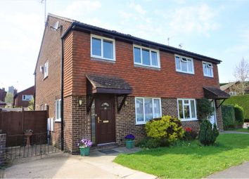 Thumbnail 3 bed semi-detached house for sale in Bourg De Peage Avenue, East Grinstead
