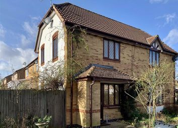 Thumbnail 1 bed end terrace house for sale in Cheltenham Drive, Chippenham, Wiltshire