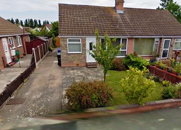 Thumbnail 2 bedroom bungalow to rent in Bangor Crescent, Prestatyn, Denbighshire