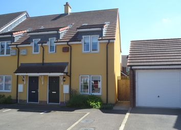 Thumbnail 2 bed end terrace house to rent in Dunmowe Way, Fulbourn, Cambridge