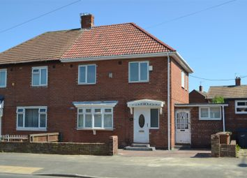 Thumbnail 3 bed semi-detached house to rent in Hylton Road, Sunderland