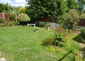 Thumbnail 3 bedroom detached bungalow for sale in Merlin Close, Tonbridge