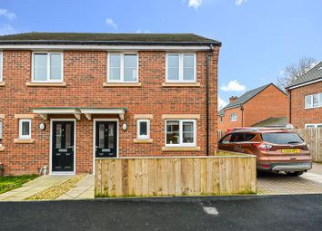 Thumbnail 3 bed semi-detached house for sale in 2 Kingfisher Avenue, Stockton-On-Tees