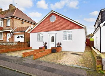 Thumbnail 3 bed detached bungalow for sale in Seaview Road, Woodingdean, Brighton, East Sussex