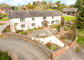 Thumbnail 6 bed property for sale in Fair Oak, Eccleshall, Stafford