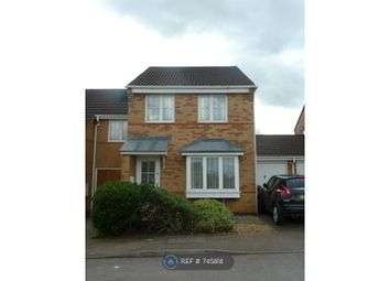 3 bed end terrace house to rent in Charlbury Close, Wellingborough NN8