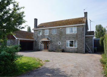 Thumbnail 3 bed detached house for sale in Seadyke Road, Boston