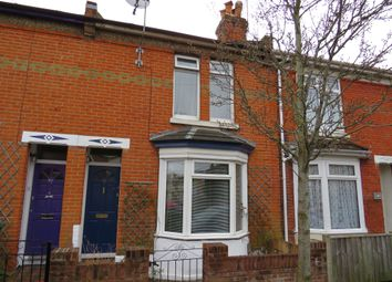 Thumbnail 3 bedroom terraced house for sale in York Road, Southampton