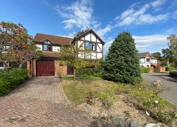 Hazel Grove, Locks Heath, Southampton SO31. 4 bed detached house