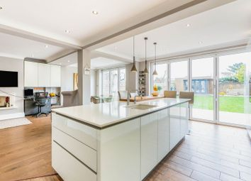 Broadfields Avenue, Winchmore Hill N21. 4 bed semi-detached house for sale