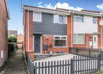 Thumbnail 3 bed semi-detached house to rent in Blaydon Walk, Wellingborough, Northamptonshire