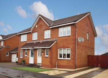 Thumbnail 3 bed semi-detached house for sale in Portree Avenue, Kilmarnock
