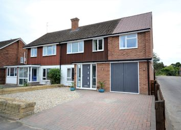 Thumbnail 4 bed semi-detached house for sale in Caernarvon Road, Cheltenham, Hatherley