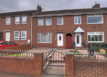 Thumbnail 3 bed terraced house for sale in Yewvale Road, Newcastle Upon Tyne, Tyne And Wear