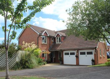 Thumbnail 4 bed detached house for sale in Blackton Road, Elwick Rise, Hartlepool